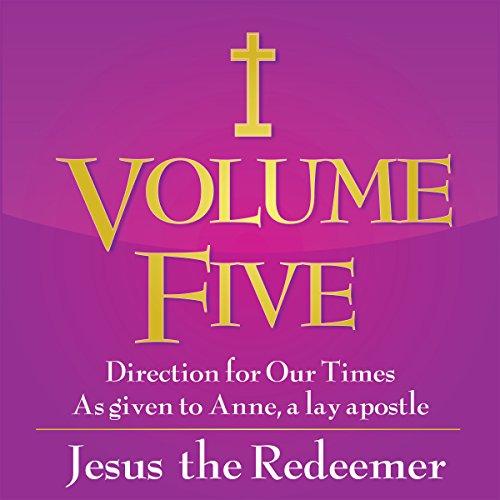 Volume Five: Jesus the Redeemer audiobook cover art