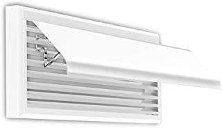 Deflector de Viento Central Deflectores de Viento Soportes Anti direccionales, Cubierta Universal para Aire Acondicionado, Tamaño Opcional (Size : 90×21cm)