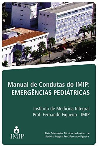 Manual de condutas do IMIP emergências pediátricas