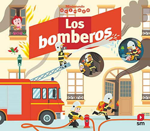 Los bomberos (Minimundo animado)