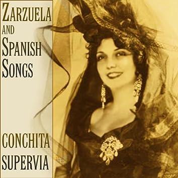 Zarzuela And Spanish Songs