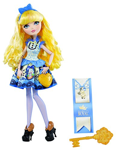 Ever After High - BBD54 - Poupée Mannequin - Blondie Lockes
