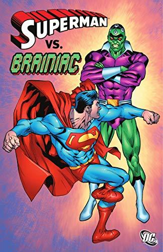 Superman vs. Brainiac (Action Comics (1938-2011)) (English Edition)