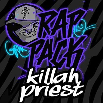 Rap Pack - Killah Priest - EP