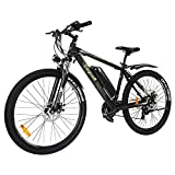 Bicicleta de montaña, Bicicleta Adulto, Eleglide M1 Plus, Bicicleta montaña de