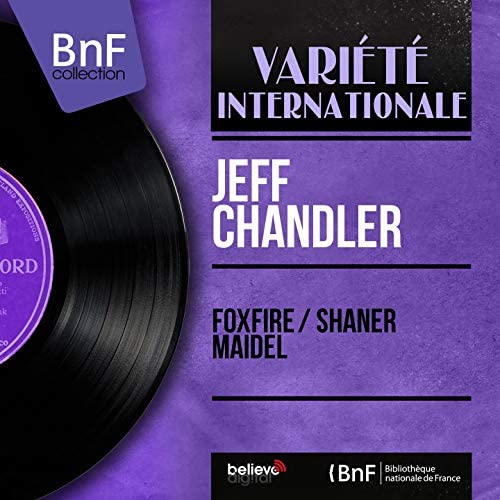 Jeff Chandler feat. Sonny Burke & His Orchestra