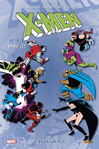 X-Men: L'intégrale 1986 (T12 Nouvelle édition)