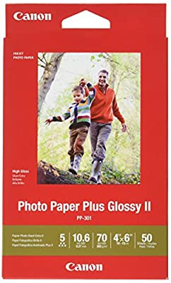 CanonInk Photo Paper Plus Glossy
