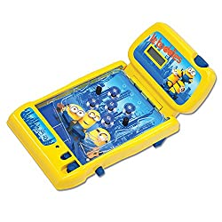 Minions Tabletop Pinball Game