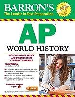 Barron's AP World History 7th Edition 【Creative Arts】 [並行輸入品]