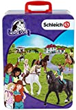 Theo Klein-3115 Schleich horse club maletin para colección para 10 caballos, juguete, color surtido (3115)