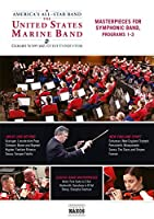 Masterpieces for Symphonic Band Programs 1-3 [DVD]