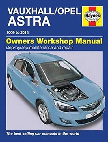 Vauxhall/Opel Astra (Dec 09 - 13) 59 To 13