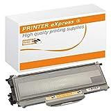Printer-Express XXL Toner für TN2120 5400 Seiten für Brother HL-2140, HL-2150N, HL-2170W, DCP-7030, DCP-7040, DCP-7045N, MFC-7320, MFC-7440N, MFC-7840W
