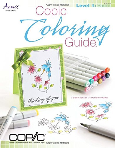 Schaan, C: Copic Coloring Guide (Copic Coloring Guide, Level 1)