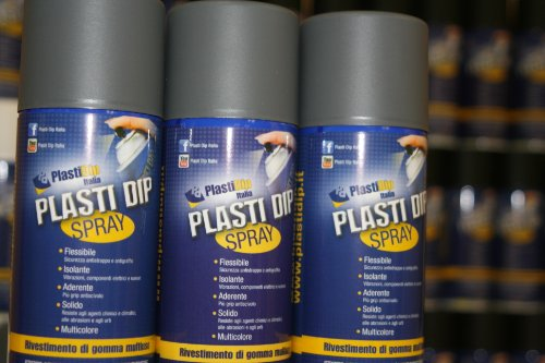 Plasti Dip Spray grau