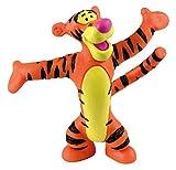 Bullyland 12345 - Figura de Juego, Walt Disney Winnie The Pooh, Tigger, Aprox. 6,5 cm de Altura, Figura Pintada a Mano, sin PVC, para Que los niños jueguen con la fantasía
