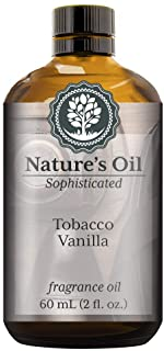 Tobacco Vanilla Fragrance Oil (60ml) For Cologne, Beard Oil, Diffusers, Soap Making, Candles, Lotion, Home Scents, Linen S...