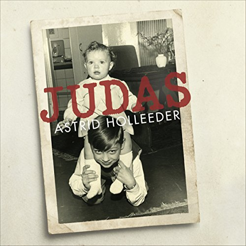 Judas audiobook cover art
