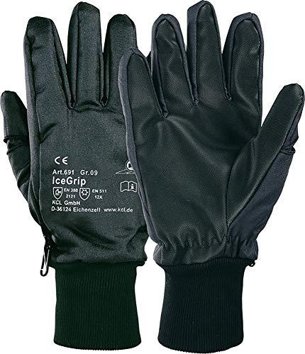 Schutzhandschuhe aus PVC m.Thinsulate-Futter EN511, Handschuhgröße : 10, Länge : 300 mm, VPE: 10