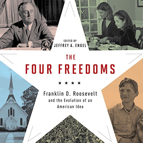 The Four Freedoms audiobook cover art
