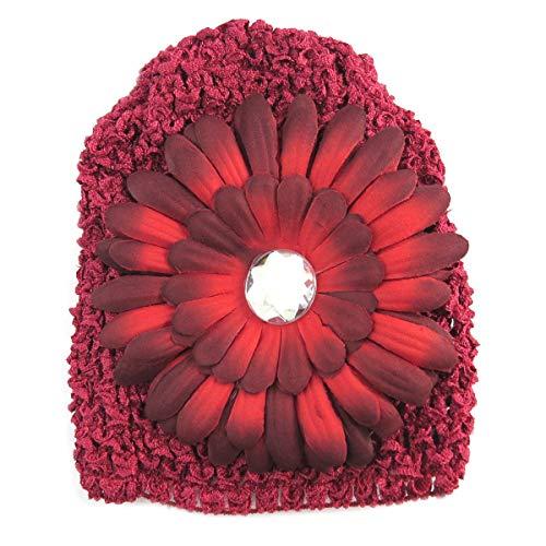 Les Trésors De Lily [Q5220 - Bonnet Enfant 'Petite Lily' Rouge