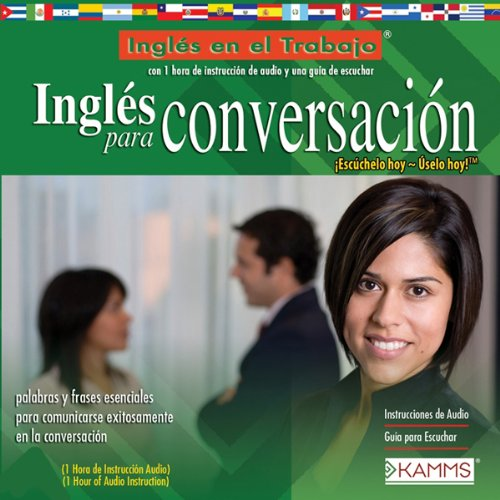 Couverture de Ingles para Conversacion (Texto Completo) [English for Conversation ]