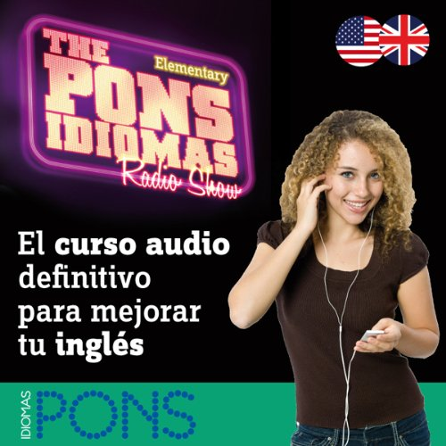 The Pons Idiomas Radio Show: Elementary audiobook cover art