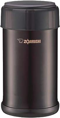 Zojirushi Stainless Steel Food Jar 750 ml, Dark Cocoa