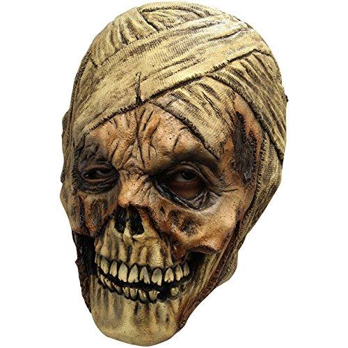 AEC - MAHAL656 - Masque complet latex adulte momie