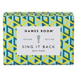 Ridley's Sing It Back Quiz Second Edition Trivia Card Game –...