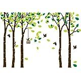 Amaonm 104'x71' Giant Large Jungle 5 Trees...