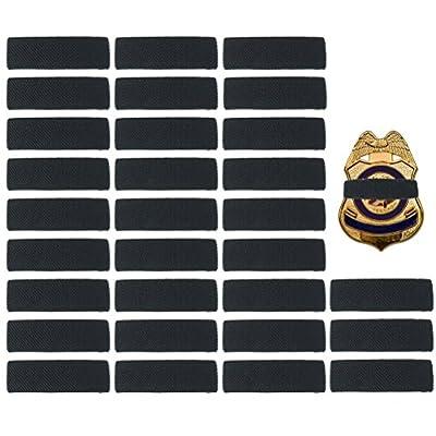mourning bands for badges