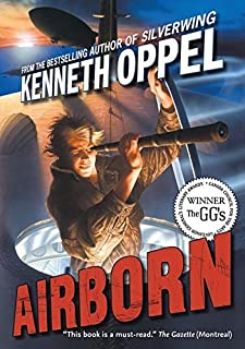 Airborn by Kenneth Oppel (July 28,2008)