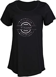 Hummel 910972-2001 Women's Eskame T-Shirt, Black