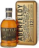 Aberfeldy 12 Year Old Gold Bar Gift Tin Whisky