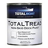 Best Deck Paints - TotalBoat-409324 TotalTread Non-Skid Deck Paint, Marine-Grade Anti-Slip Traction Review