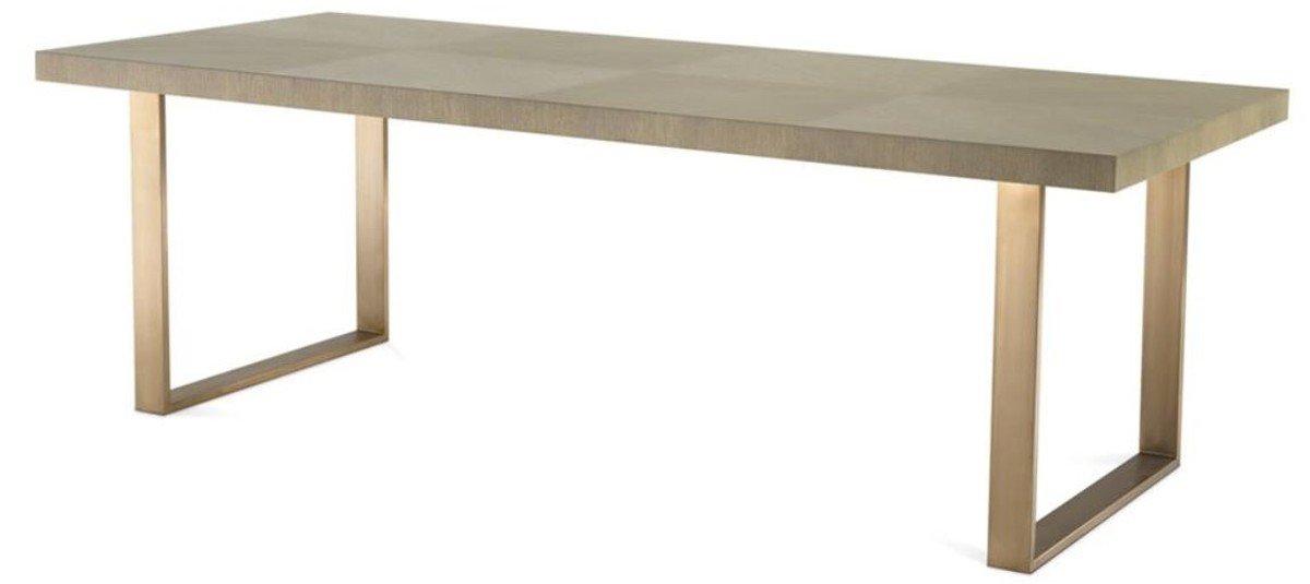 Casa Padrino Mesa de Comedor 230 x 100 x H. 75 cm - Muebles de ...