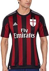Adidas Camiseta AC Milan 1ª Equipación 2015/2016 Hombre