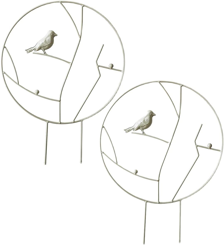 Sales Birds Garden Trellis for Climbing Plant Plants 2Pcs 55% OFF Trel