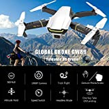 Festnight Global Drone GW89 RC Drone con Fotocamera 1080P WiFi FPV Gesture Foto...