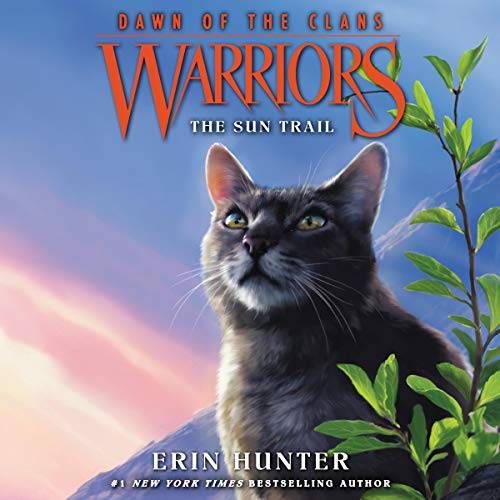 The Sun Trail Audiobook By Erin Hunter cover art
