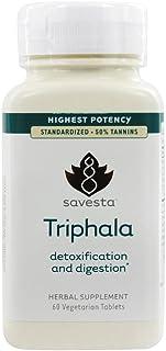Triphala Savesta 60 Caps