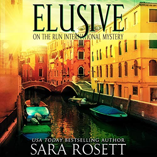 Elusive audiobook cover art