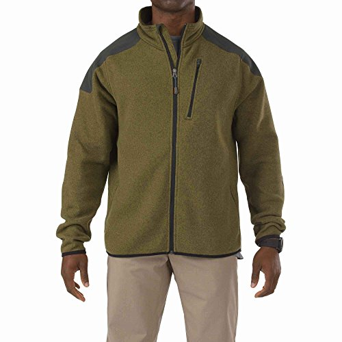 5.11 Tactical 511-72407-206-XS Veste Homme, Vert, FR (Taille Fabricant : XS)
