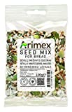 Arimex Seed Mix para pan con semillas de girasol, semillas de calabaza y semillas de lino, 100 g