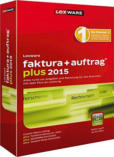 Lexware faktura+auftrag plus 2015