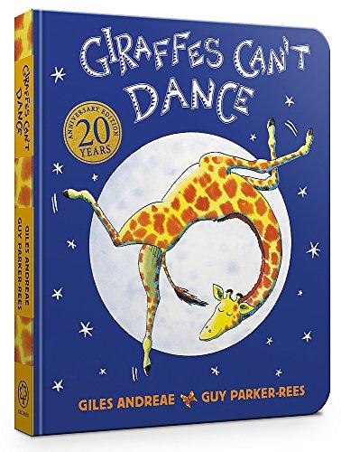 Giraffes Can't Dance Board B