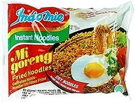 Indomie Mi Goreng Instant Noodles Original - 40 PACKETS