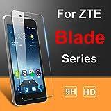 [3 PCS] Protector de Pantalla para ZTE Blade A3 A5 A7 2019 L8 V9 V10 Vita A6 Lite A530 Cubierta Protectora de película de Vidrio Templado Smartphone-Blade A7 Vita